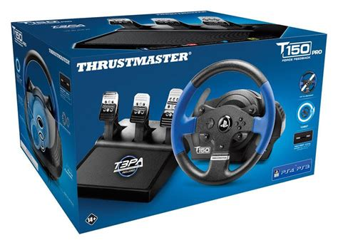 Thrustmaster T150RS PRO Racing Wheel (PS3, PS4, PC)   PS4