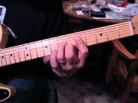 Brown Sugar (Rolling Stones - Lesson in Standard Tuning