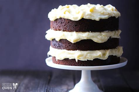 Guinness Chocolate Cake with Cream Cheese Frosting | Gimme