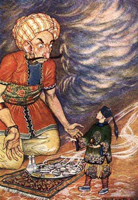 The Project Gutenberg eBook of The Arabian Nights