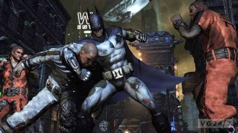 Batman Arkham games to be remastered for PS4 and Xbox One