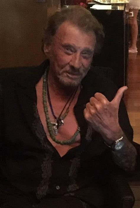"""Johnny HALLYDAY : """"Mort aux cons"""""""