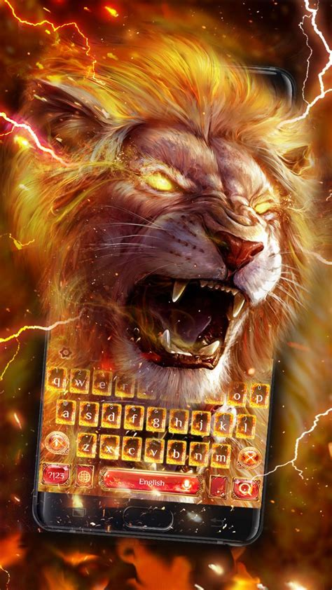 Roaring Lion Keyboard Theme for Android - APK Download