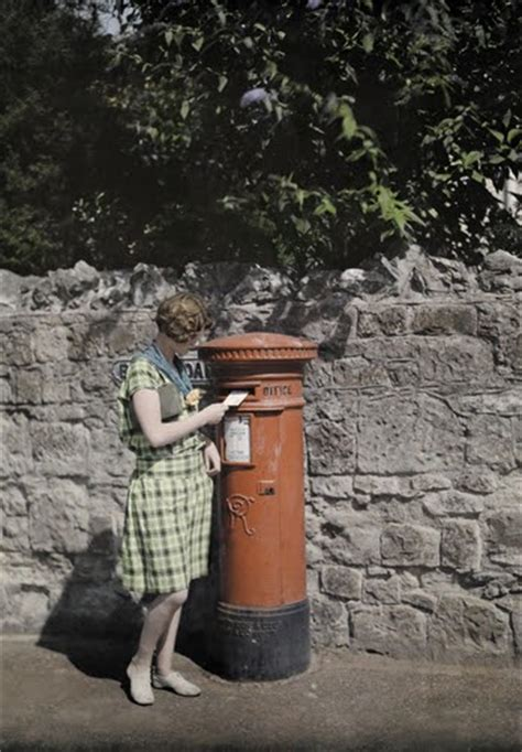 ~ Raleigh Vintage ~: 1920s in Color : The Photography of