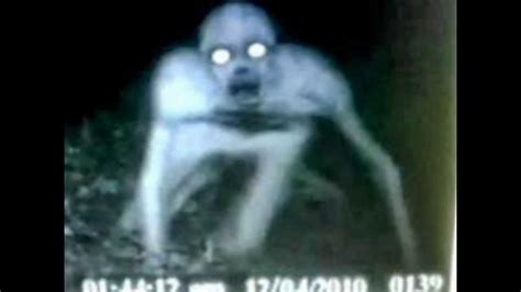 Ghost and Demon, Sightings - YouTube