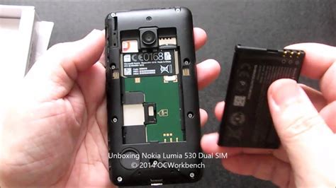 Unboxing the Nokia Lumia 530 Dual SIM smartphone [review