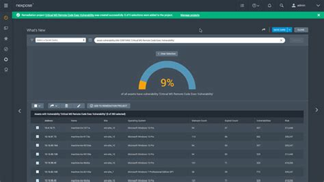 Top Rated Vulnerability Management Software | Rapid7