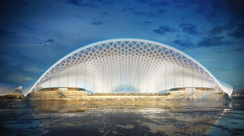 City of Chicago Unveils Five Finalist Designs for O'Hare