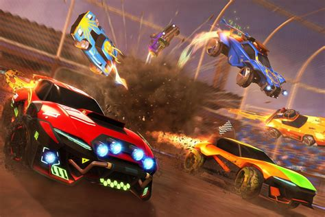 Rocket League goes free-to-play this summer, leaving Steam