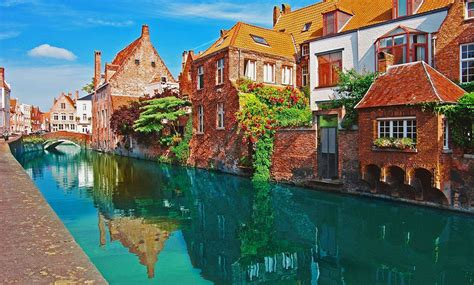 13 top-rated tourist attractions in Belgium that will make