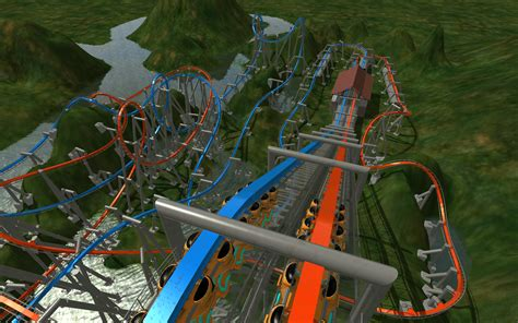 NoLimits Roller Coasters from the Community   Austin Tate