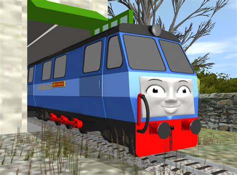 Sigrid of Arlesdale | Thomas:The Trainz Adventures Wiki