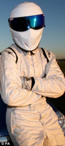 The Stig(s) unmasked: Top Gear use FOUR different mystery