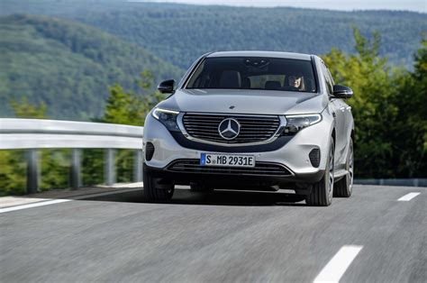 Mercedes-Benz EQC 2019 reviews: how does it compare to the