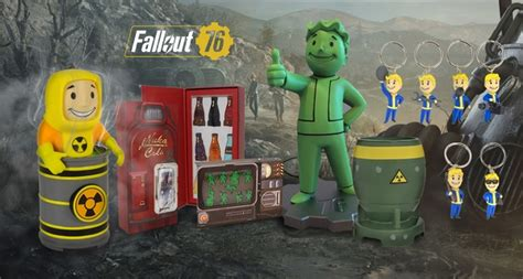 Fallout 76 is Getting Awesome Official Merchandise