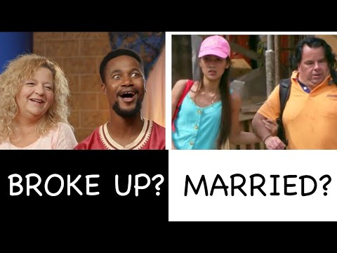 '90 Day Fiancé: Before the 90 Days': Make Ups and Make