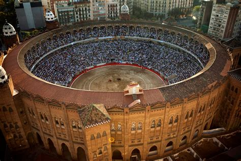In Catalonia, a Last Day of Bullfighting - The New York Times