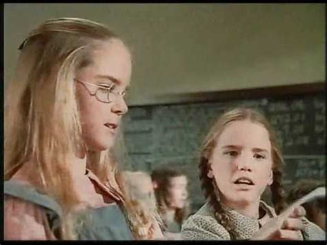 Melissa Sue Anderson in Little House~Four Eyes (Clip