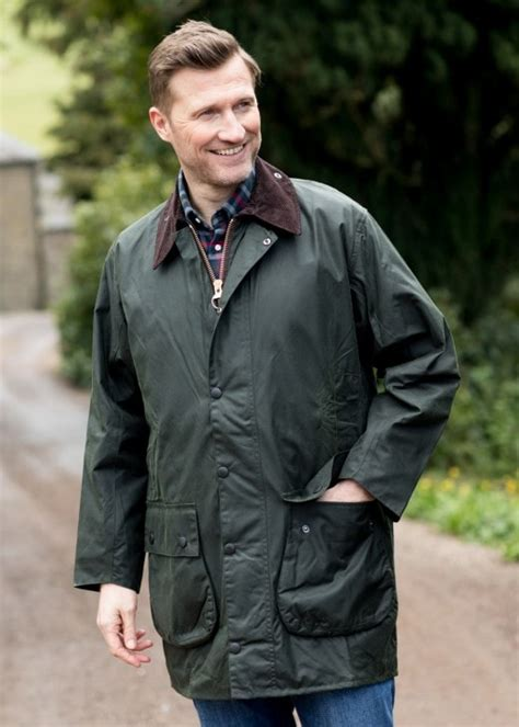 Barbour Border Jacket- A Hume