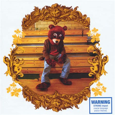 Kanye West - The College Dropout (CD, Album, Remastered