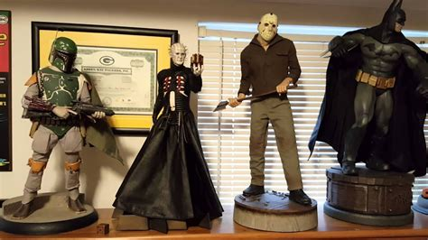 Pinhead Hellraiser Sideshow Collectibles Statue - YouTube