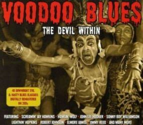 Voodoo Blues - The Devil Within (2010)