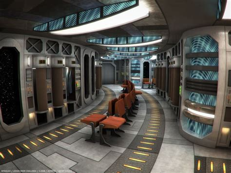 Pin by Roger Marshall on Clean Sci fi Environments | Sci