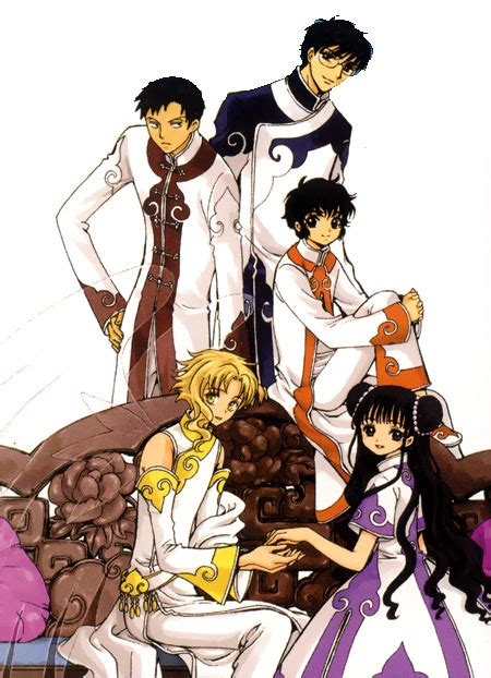 Crunchyroll - Clamp - Everything about Clamp - Group Info