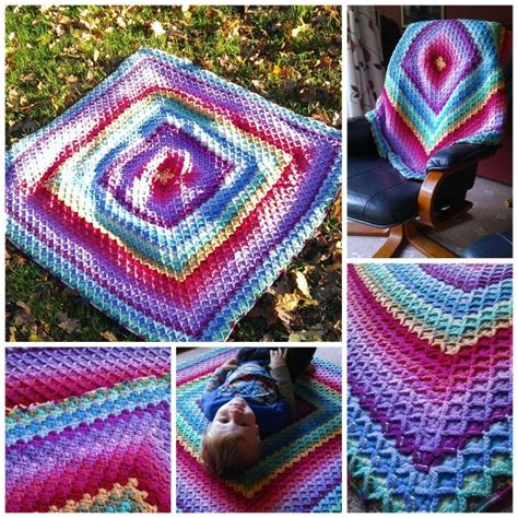 Free Patterns for Knitted & Crochet Baby Blanket | Diy Smartly