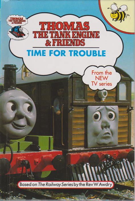 Time for Trouble (Buzz Book) | Thomas the Tank Engine and
