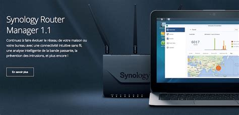 Synology Router Manager (SRM) 1