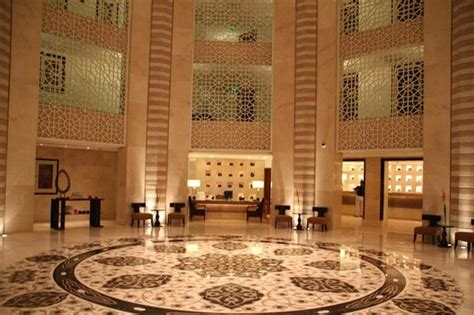 inside the hotel lobby - Picture of Hilton Luxor Resort