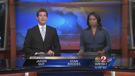 WESH 2 News debuts new look, sound