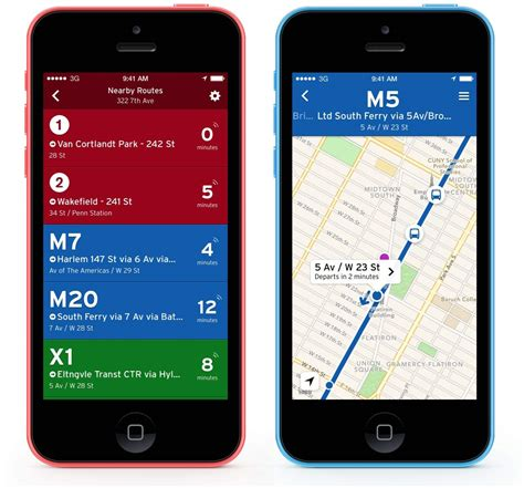 One Of The Best Transit Apps For iPhone Gets iOS 7