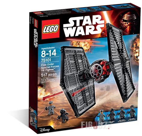 75101 First Order Special Forces TIE Fighter - Lego Star