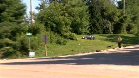 Man killed in Boone County motorcycle crash