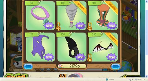 Animal Jam Tides: leap year party