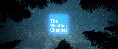 Brand New: New On-Air Look for The Weather Channel by