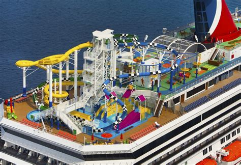 Carnival Fascination Caribbean cruise from £728 - Cruise